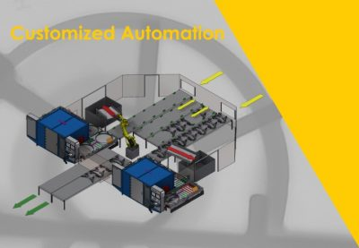 12 Product select button customized automation