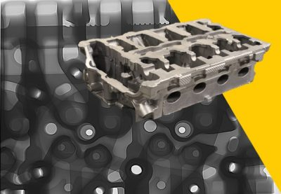 8 Product select button cylinder head